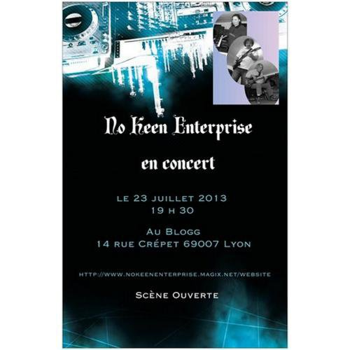 No Keen Enterprise en concert