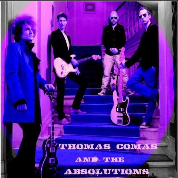 Thomas Comas en concert.