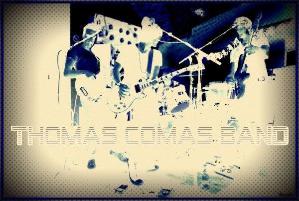 Thomas Comas en concert