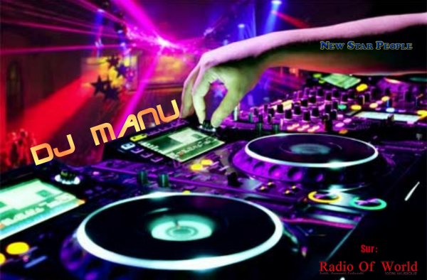DJ Manu sur Radio Of World