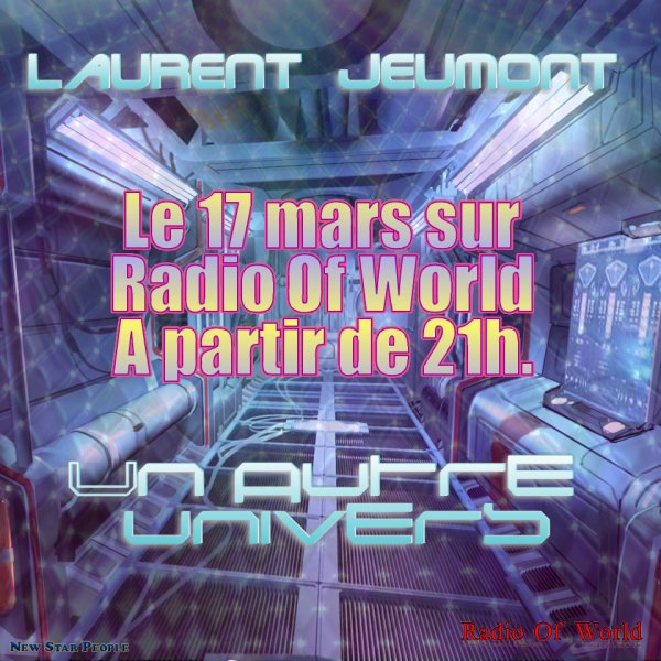 Laurent Jeumont - Un autre univers Vol2