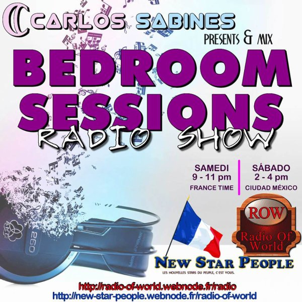 Carlos Sabines de retour sur Radio Of World les samedis soir