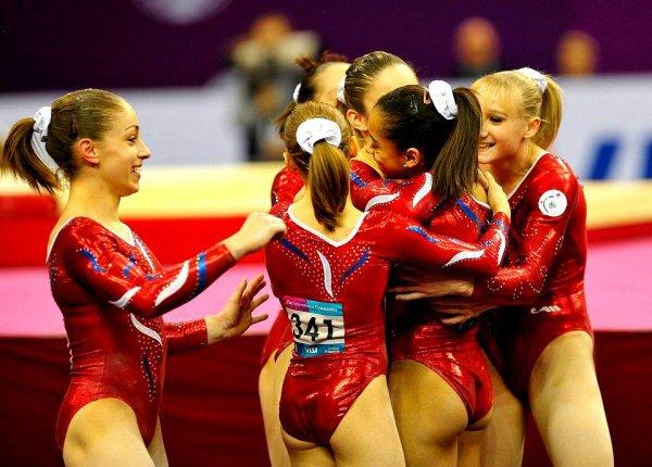Actualités sur les Gymnastes Françaises