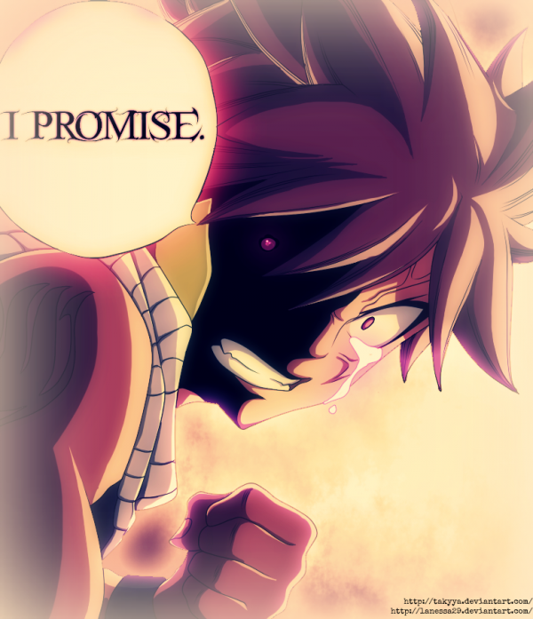 Os NaLu: Reste a jamais avec moi; Je ne veut pas te perdre.