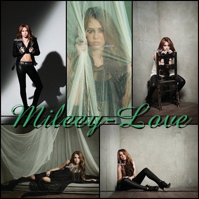 "Photo-shoot de ""Can't be tamed""."