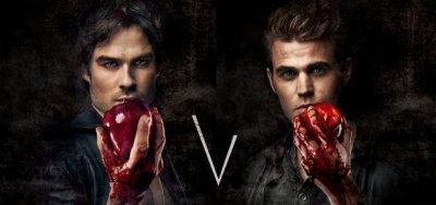 Damon VS Stefan