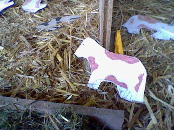 voila certain voulais voir comment je traits les vaches
