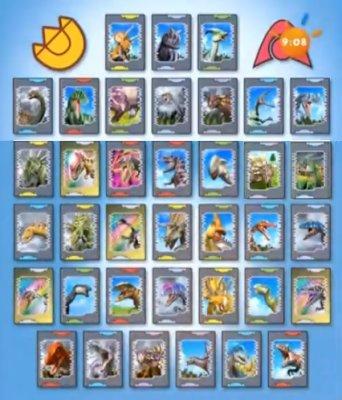 Les cartes dinosaur king - Carte dinosaure king ...