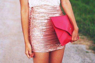 La vraie fille s'habille en rose