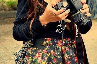Même les filles peuvent être des grands photographes