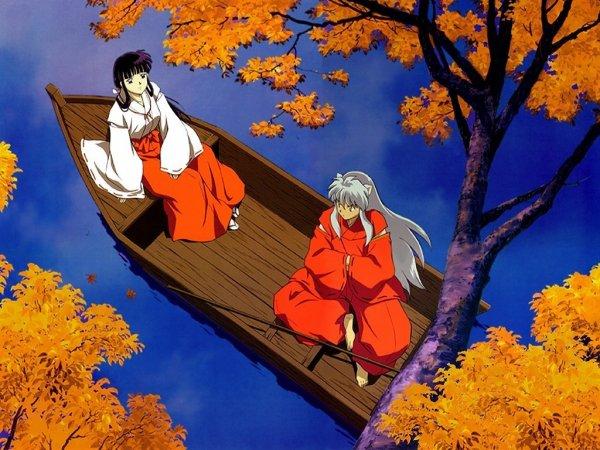 Retour dans le monde d'Inuyasha !