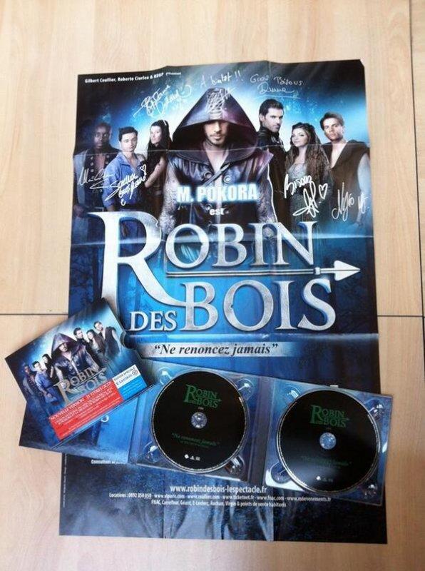 Projet + cd de Robin Des Bois
