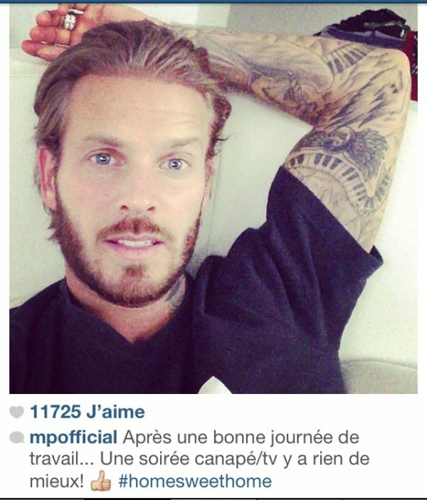Photo de M Pokora