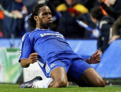 Mon joueur préféré au Chelsea Football Club : Didier Drogba