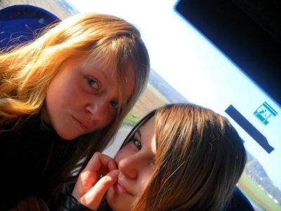 Moi & Marie :)