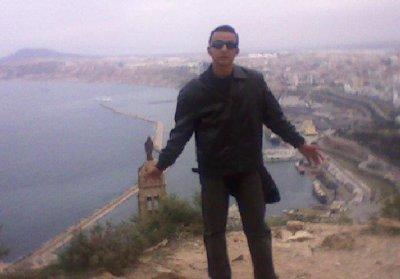 Sainta Cruz Oran