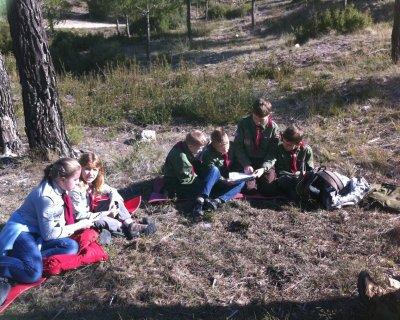 kilka zdjec z wiosennej wyprawy na Roques Hautes