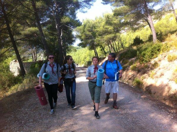 zdjecia z Roques Hautes