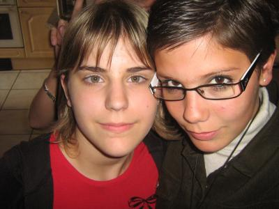 Justine et moi