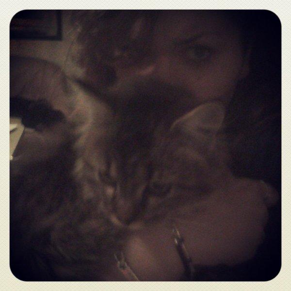 Mais Dinah c'est mon chat