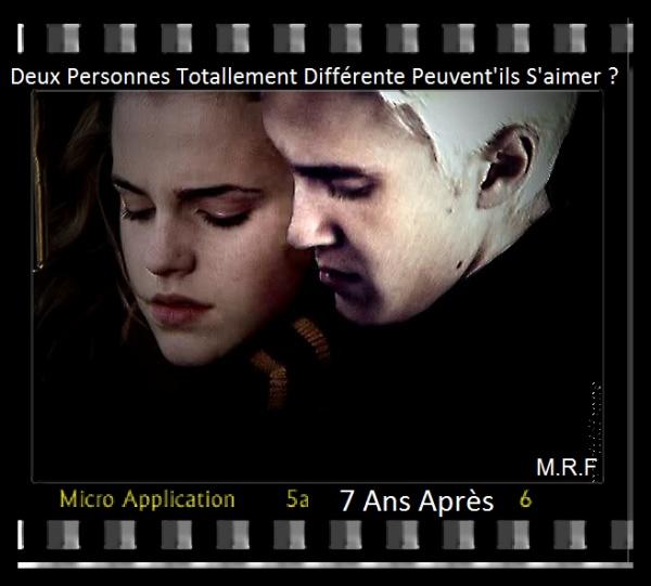 1 Deux Personnes Totallement Différente Peuvent'ils S'aimer ?  2  7 Ans Après