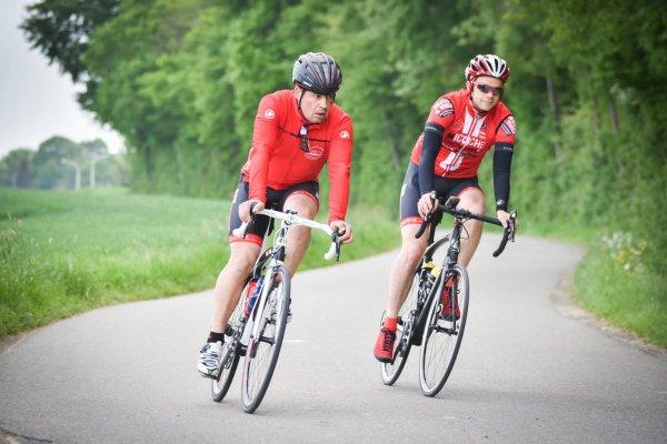 Wodecq, Louvignies, et la cyclo de Marcinelle