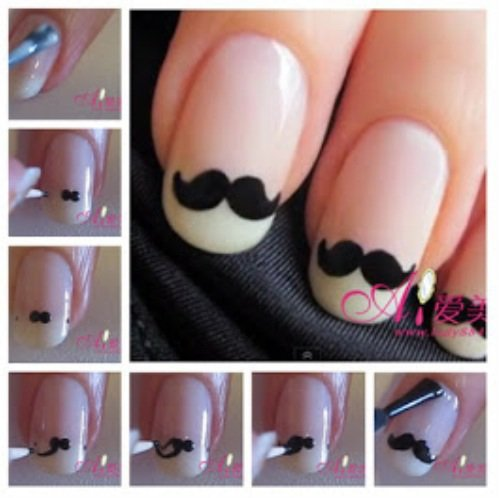 Ongles Moustaches