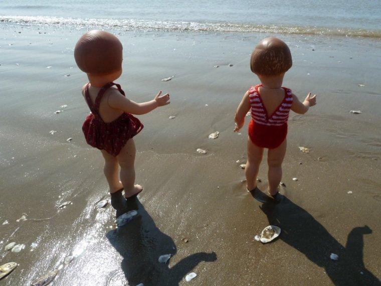 On reviendra.... Trop belle la mer !