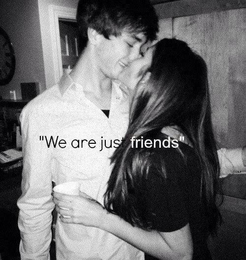 Car l'amitié est présente afin de ne pas nous laisser combattre seul, l'échec amoureux.