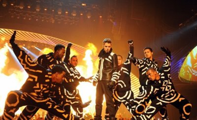 Justin Bieber - MTV Europe Music Awards 06.11