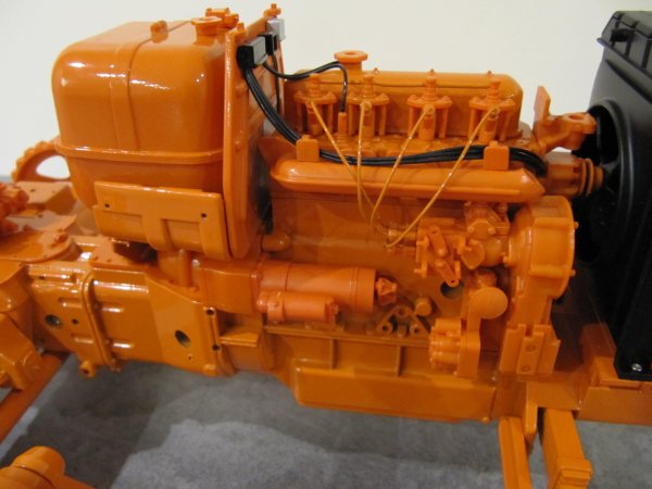 Montage FIAT 605C au 1/8 N:45