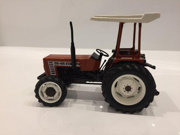 Tracteur FIAT 50-66 DT