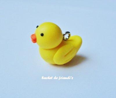 Breloque petit canard