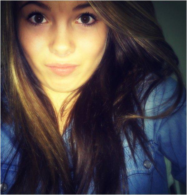 Je suis nouvelle  !♥♥