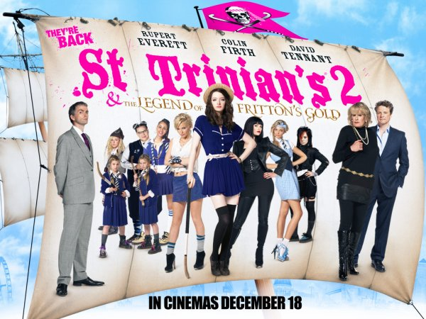Film - St Trinian's 2