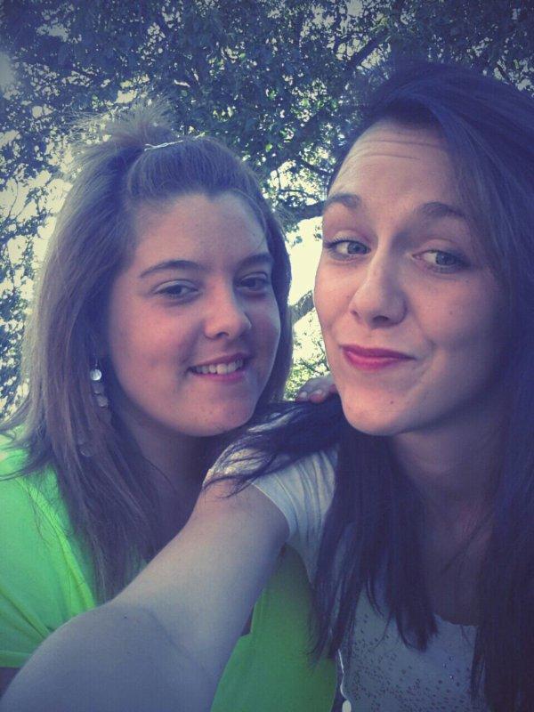 Avec la soeur