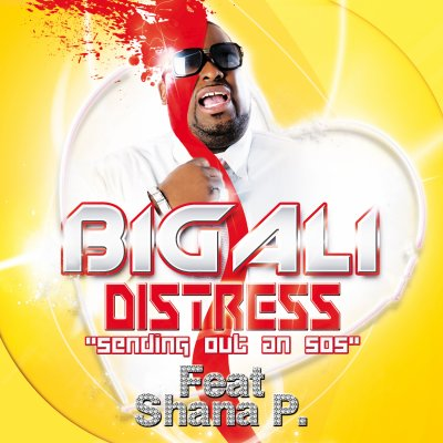 DISTRESS - New Hit Of BIG ALI Comin' Soon !!