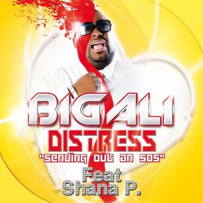 DISTRESS - New Hit Of BIG ALI Comin' Soon !!