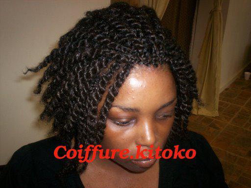 coiffure kitoko la gagnante 2018 - coiffures a