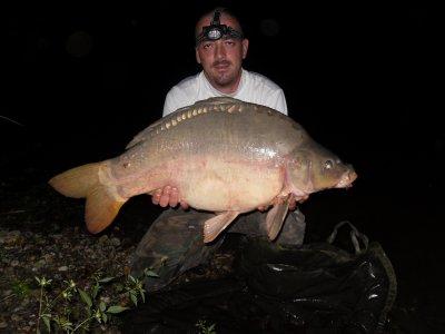 miroir de 13 kilos pêche rapide