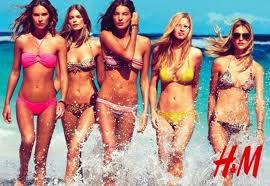 Maillots de bain H&M   -  Printemps/été 2011