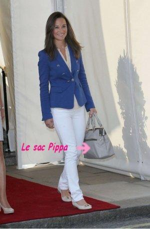 Offrez-vous le sac de Pippa Middleton pour 170 euros !