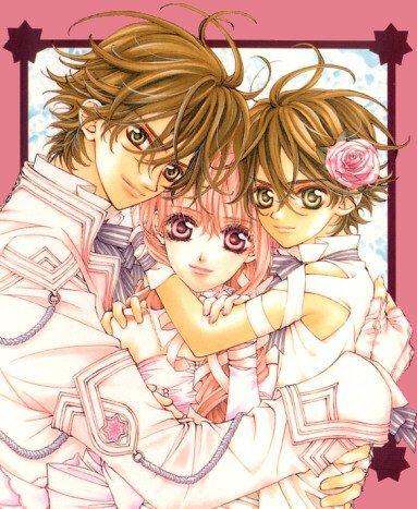 Meru Puri Märchen Prince (manga) de Matsuri Hino