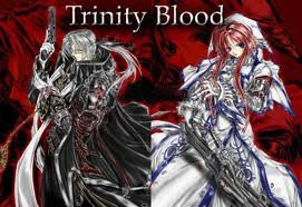 trinity blood (manga)
