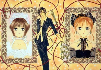 ALICE 19th (manga) de Yu Watase