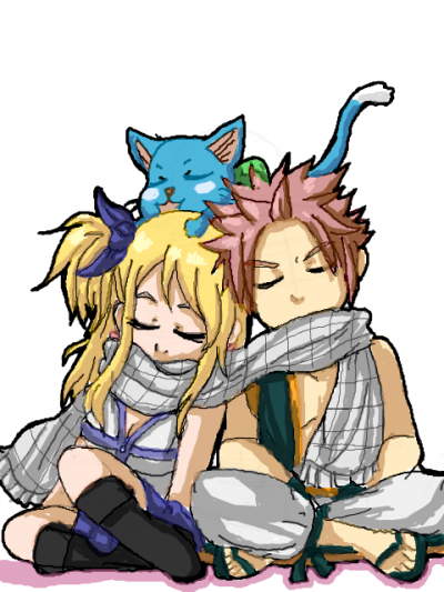 Fairy Tail de Hiro Mashima (anime et manga)