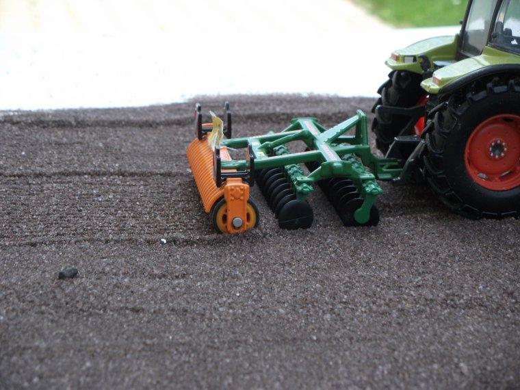 semis de maïs