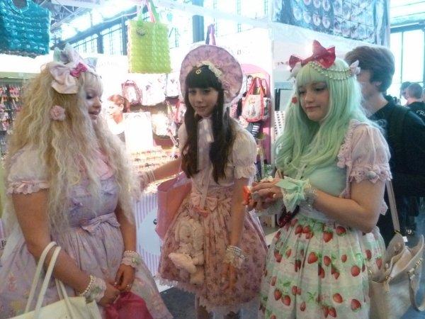 japan expo!!