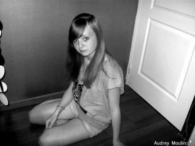 Audrey Une Fille Discrete Mais Pourtant Si Parfaite ♥