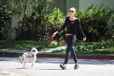 promene son chien